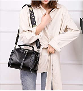 Spring Rivet Handbag Retro Pu Leather Handbag Lady Handbag Fashion Small Bag Shoulder Bag Drop Shopping