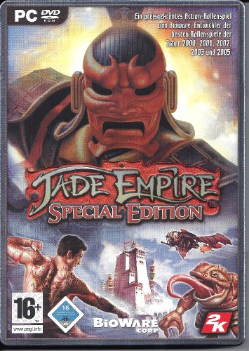 Jade Empire Special Edition (DVD-ROM) [Software Pyramide]
