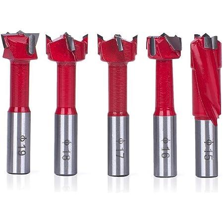 Forstner Bits Serrated Ø 50-125mm Wood Drill Hole Drill Hinge Hole Drill