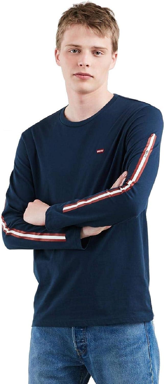 Camiseta Levis Reissue Azul XL Azul: Amazon.es: Ropa y ...
