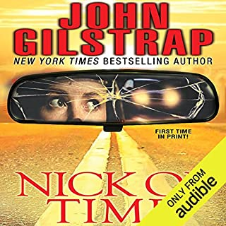 Nick of Time audiobook cover art