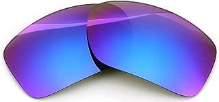 Polarized IKON Replacement Lenses For Maui Jim Peahi MJ-202 Sunglasses - Violet