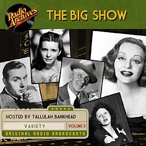 The Big Show, Volume 5 audiobook cover art