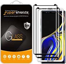 (2 Pack) Supershieldz for Samsung Galaxy Note 9 Tempered Glass Screen Protector with..