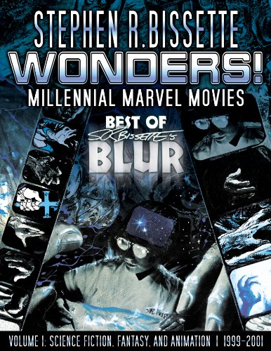 Wonders! Millennial Marvel Movies (The Best of Blur Book 1) (English Edition)