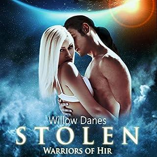Stolen (Warriors of Hir, Book 3) audiobook cover art