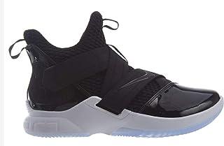 bcfb83dadaa Nike Lebron Soldier XII SFG Mens Basketball-Shoes AO4054-005 8 - Black Black