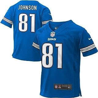 Best lions johnson jersey Reviews