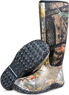 Dirt Boot Neoprene Wellington Muck Field Fishing Boots Wellies Camo