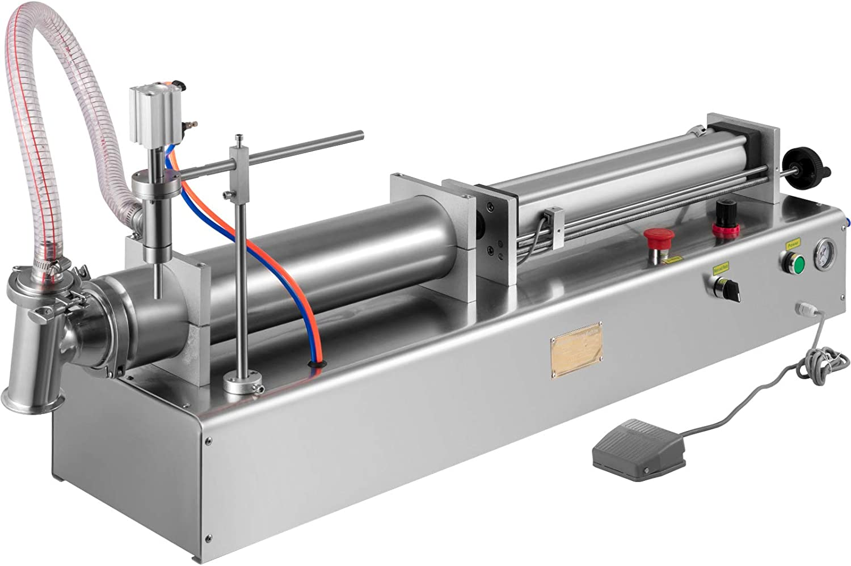 VEVOR Pneumatic Liquid Filling sold out 500-3000ml Popular popular Filler Machine
