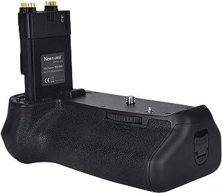 Newmowa BG-E14 バッテリーグリップ バッテリーグリップホルダー CANON EOS 70D/80Dに対応