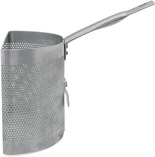Scaldapasta aluminio con gancho para Cocedor de pasta con 2Gajos, diámetro 320mm