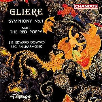 Glière: Symphony No. 1 & The Red Poppy