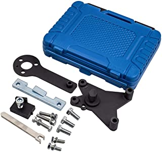DPTOOL Petrol Engine Camshaft Alignment Timing Locking Tool Kit for Fiat 8V 1.2 1.4