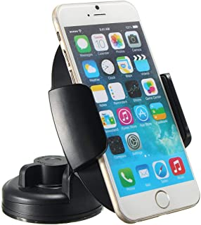 WowObjects 1Pc Qi Wireless USB Charger Car Air Vent Magnetic Phone Holder