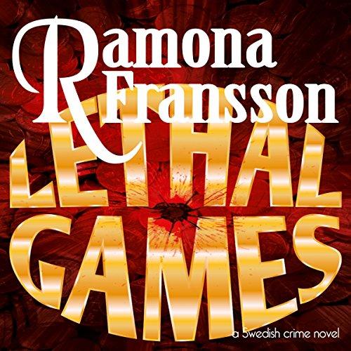 Lethal Games: A Swedish Crime Novel audiobook cover art