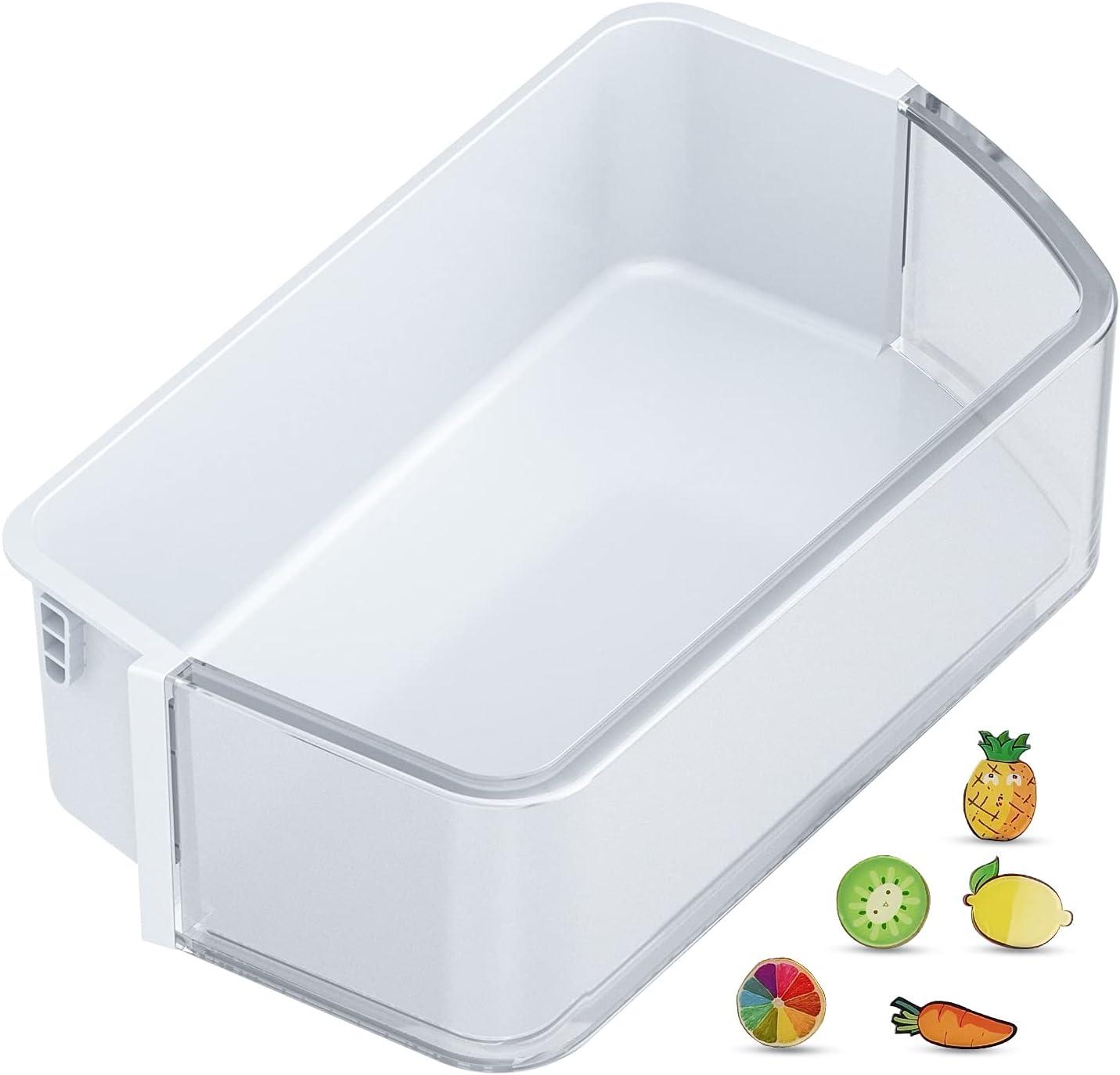Rimous DA97-12650A Refrigerator Door Shelf Basket Righ Bin Weekly Gifts update