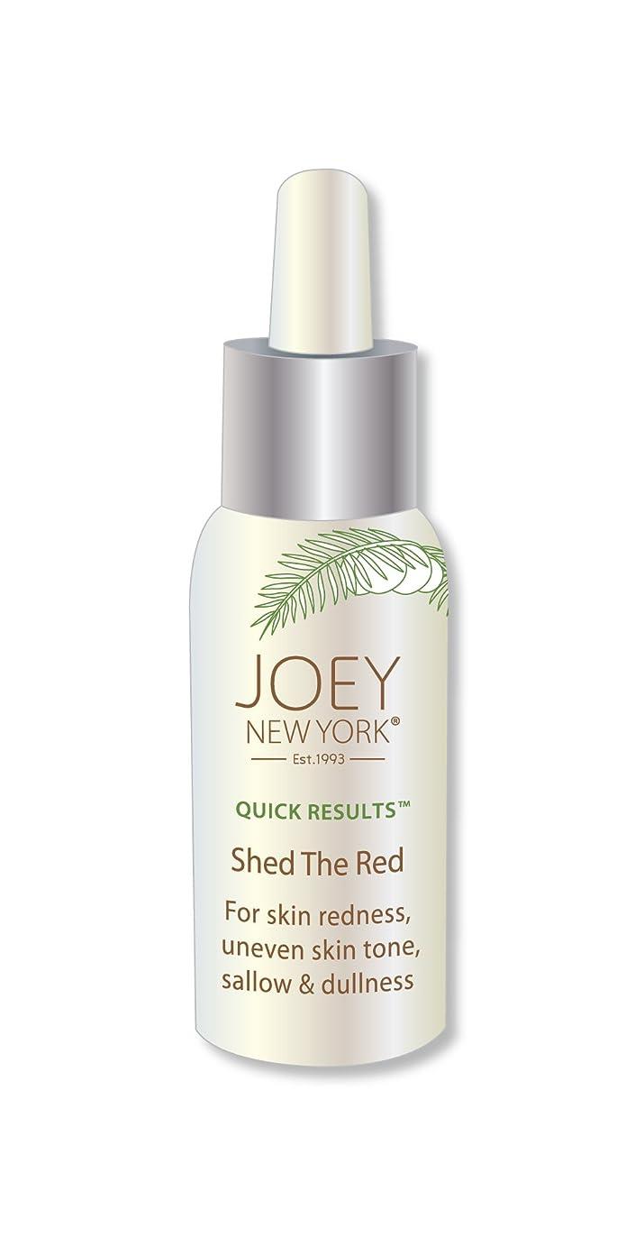 ファシズムクスコ療法ジョーイ ニューヨーク Quick Results Shed The Red 30ml/1oz並行輸入品