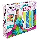 Alex DIY Knot-A-Quilt Pattern Kids Art and Craft Activity