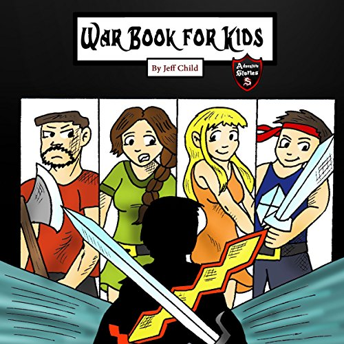 War Book for Kids audiobook cover art