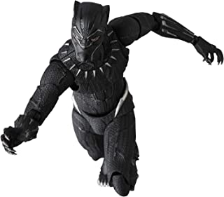 MAFEX BLACK PANTHER Black Panther Action Figure No.091