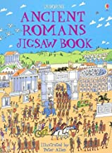 Ancient Romans Jigsaw Book (Usborne Luxury Jigsaw Books)