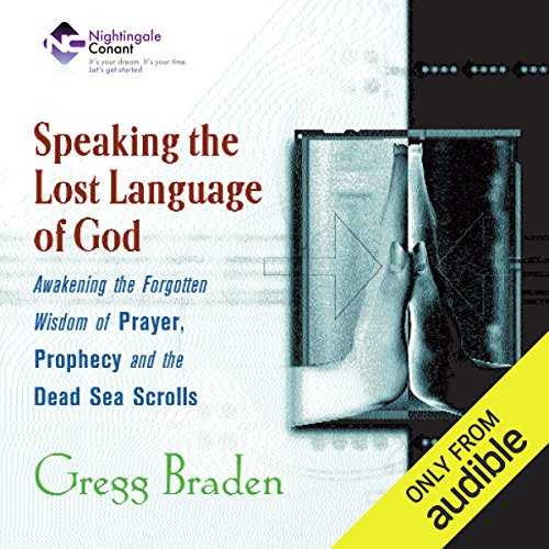 Speaking the Lost Languages of God audiobook cover art