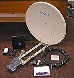 CHR-SAT conexión internet satelital hasta 50 Mbs