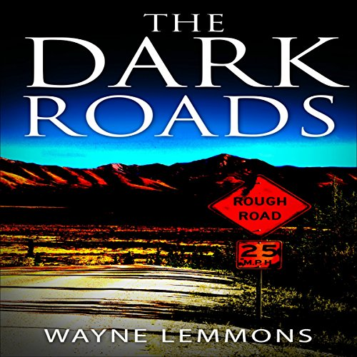 The Dark Roads audiobook cover art