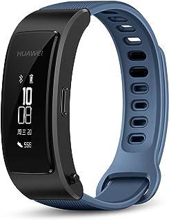 Huawei Talkband B3 Lite Fitness Activity Tracker - GRU-B09, Blue (HUW-TB-B3LITE-BLU)