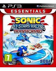 Ps3 Sonic & All-Stars Racing Transformed (Eu)