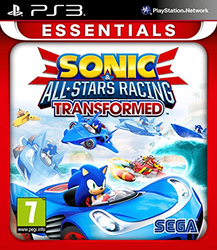 Sonic and All Stars Racing Transformed - Essentials (Playstation 3) [UK IMPORT]