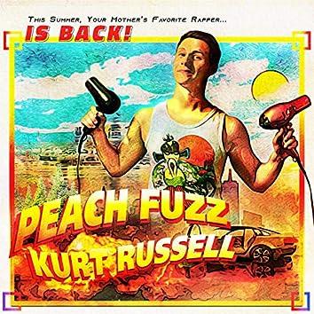 Peach Fuzz Kurt Russell