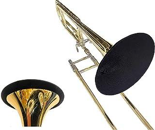 جلد زنگ ساز موسیقی KYT 8 اینچی ، قابل شستشو و قابل استفاده مجدد ، پوشش زنگ دو لایه برای ساکسیفون استاندارد Trombone Alto Horn Baritone