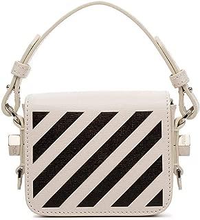 Luxury Fashion | Off-White Womens OWNA087E194231070210 Beige Shoulder Bag | Fall Winter 19
