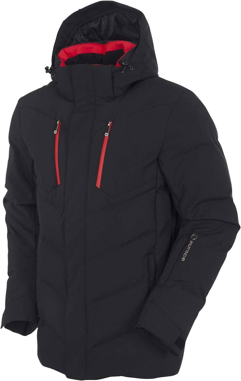 Sunice Boulder Insulated Men's Snow Jacket – 3M Thinsulate Waterproof Jacket