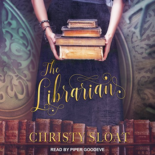 The Librarian audiobook cover art