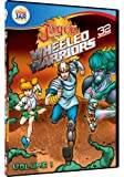 DVD Review - Jayce and the Wheeled Warriors Volume 1