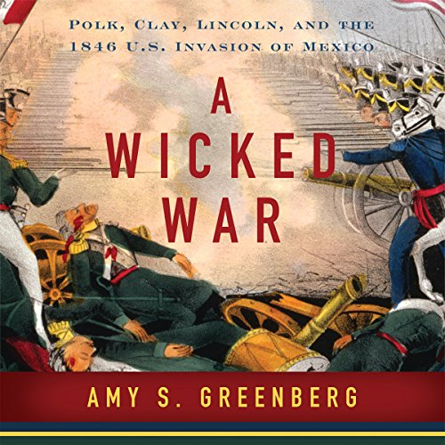 A Wicked War audiobook cover art