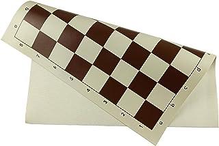 لوحة الشطرنج عالية الجودة مجموعة شطرنج 43 × 43 سم قطع الشطرنج اكسسوارات الألعاب المحمولة المجلس الشطرنج الموحد