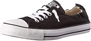 Converse Women's Shoreline Slip on Sneaker Black Size: 6.5
