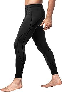 (ラパサ)Lapasa コンプレッションパンツ コンプレションタイツ スポーツシャツ スポーツタイツ レギンス ベースレイヤー 加圧パンツ [UVカット・吸汗速乾] ランニング トレッキング M48