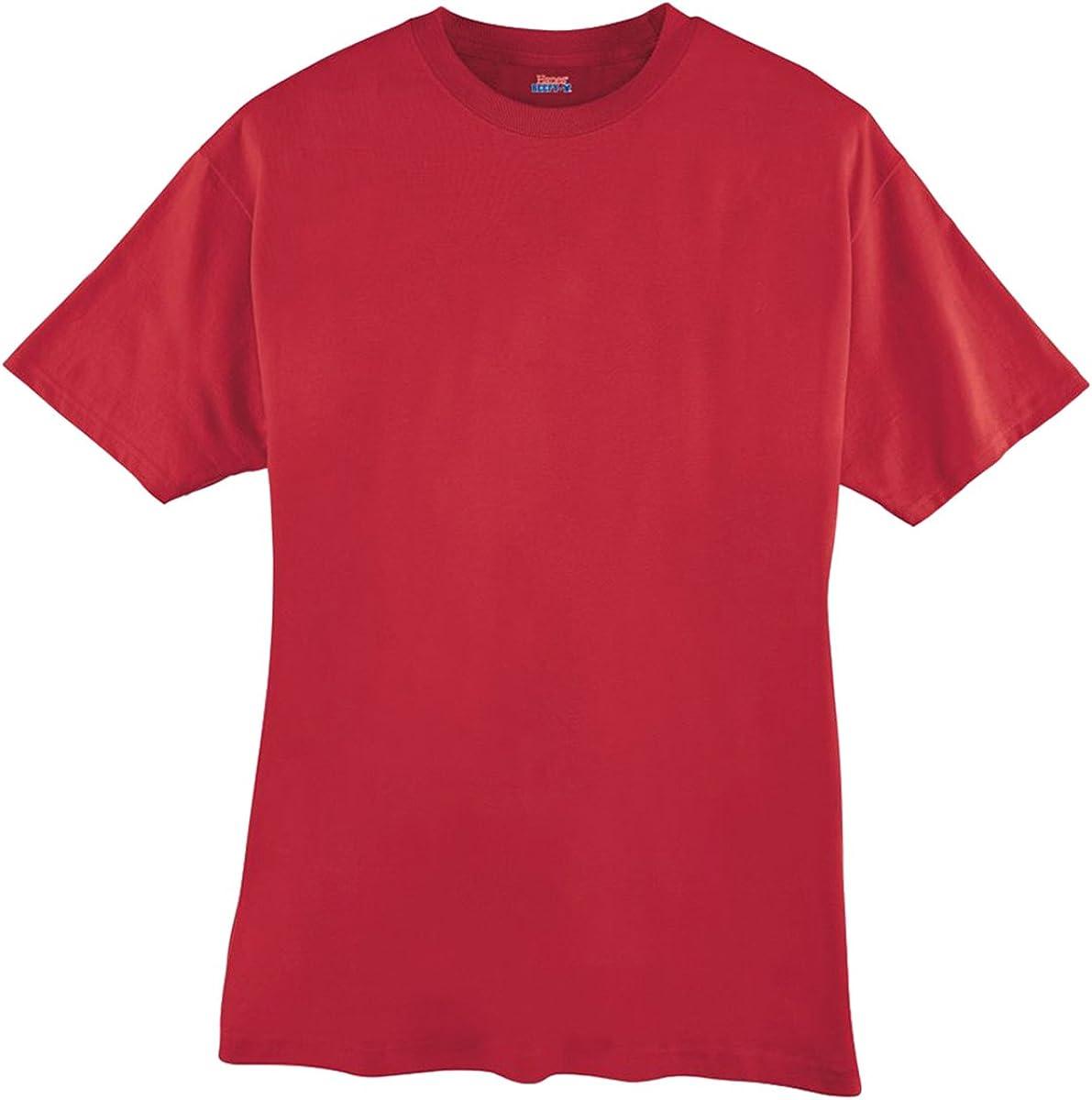 Men's Beefy-T Tall T-Shirt_Deep Red_XXX-Large TALL