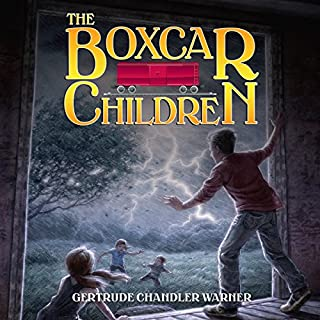 The Boxcar Children     The Boxcar Children Mysteries, Book 1              Written by:                                                                                                                                 Gertrude Chandler Warner                               Narrated by:                                                                                                                                 Aimee Lilly                      Length: 1 hr and 47 mins     3 ratings     Overall 4.7