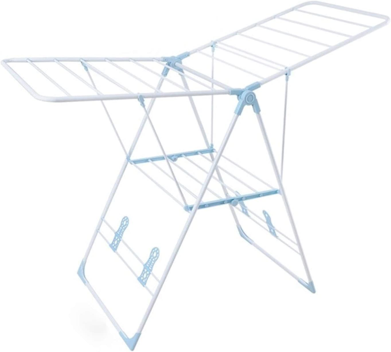 XIAOQIU Direct stock discount Clothes Drying Rack for Airer Laundry Large special price !! Plasti ABS