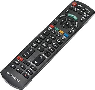 ALLIMITY N2QAYB000752 Afstandsbediening Vervangen voor Panasonic TX-P42GTS31 TX-P42GTX34 TX-P42ST30 TX-P42ST31 TX-P42ST32 ...