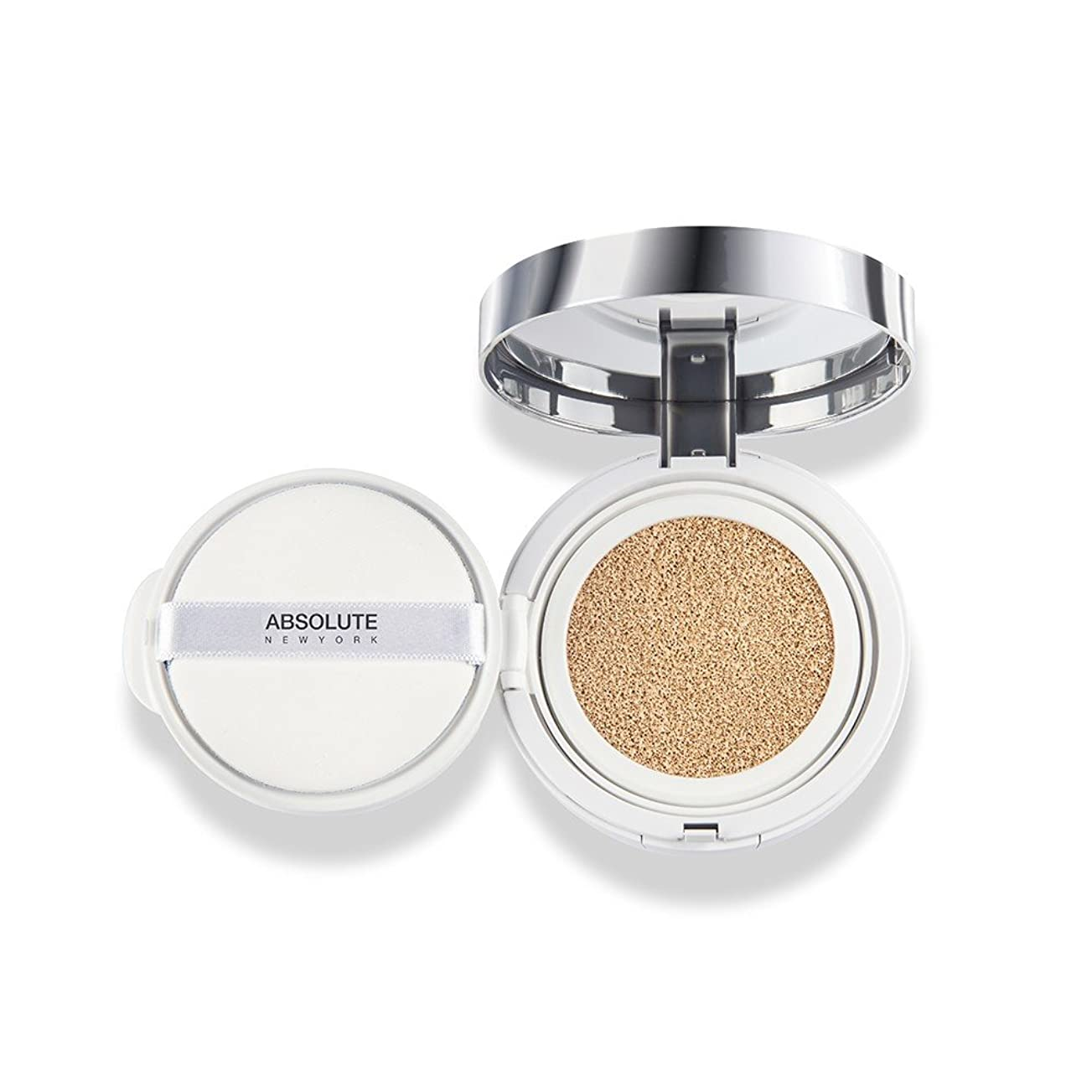 原因明示的に色合い(3 Pack) Absolute HD Flawless Cushion Foundation - Fair (並行輸入品)