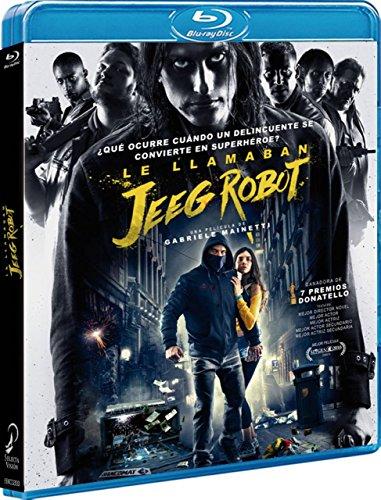 Lo chiamavano Jeeg Robot (LE LLAMABAN JEEG ROBOT - BLU RAY -, Spanien Import, siehe Details für Sprachen)