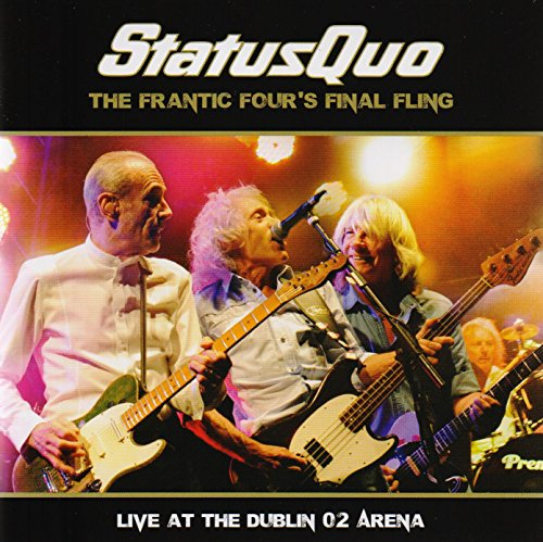 Status Quo - Live at the Dublin 02 Arena (+CD)