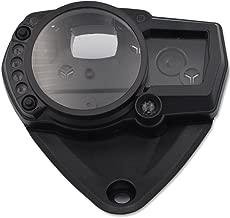 ZXMOTO Speedometer Tachometer Gauge Case Cover for Suzuki GSXR 1000 K5 (2005-2006)